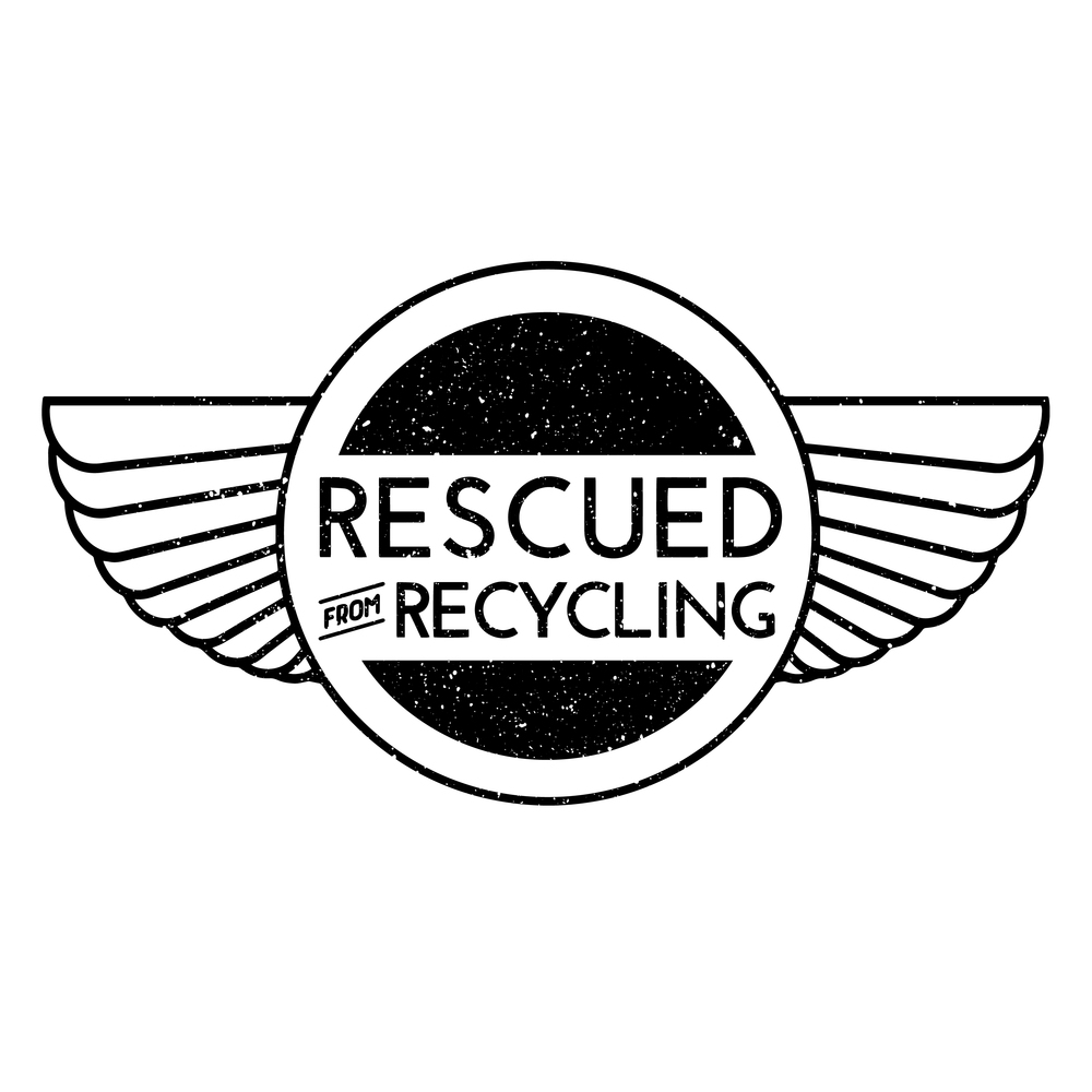 Rescued from Recycling - Logo