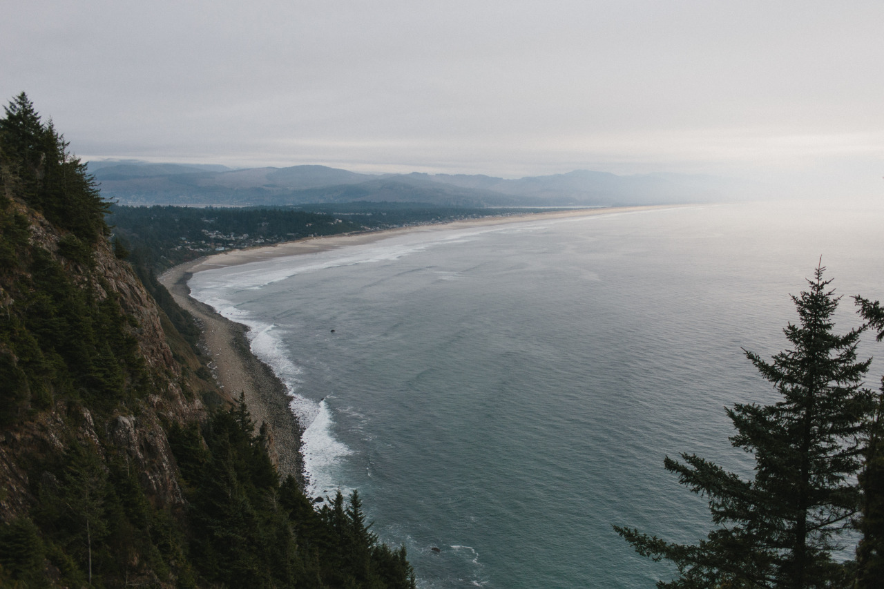 Pacific Coast Scenic Byway // December 2013