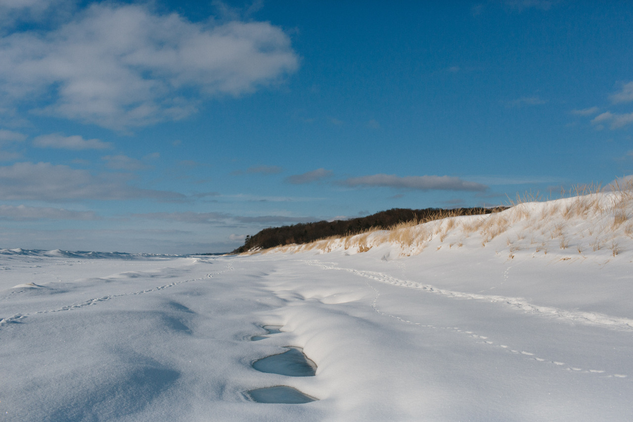 Lake Michigan // February 2014