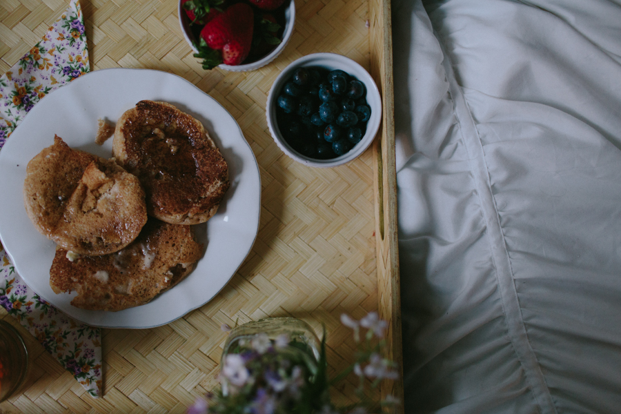 Breakfast in Bed // May 28, 2013