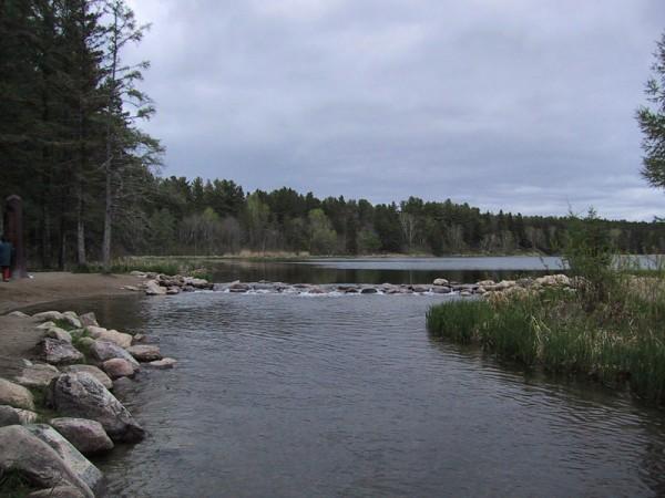 Lake Itasca, Mississippi source (wikimedia.org)
