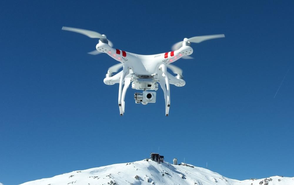A Phantom drone (Capricorn4049, en.wikipedia.org).