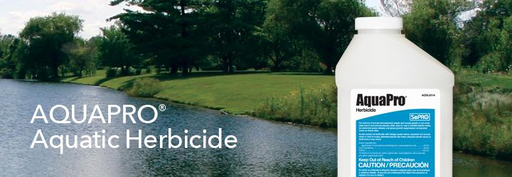 AquaPro Aquatic Herbicide.