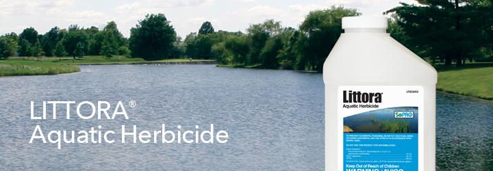Littora Aquatic Herbicide.