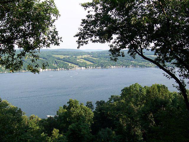 Keuka Lake. Credit: Theghostofmojo - Own work, CC BY 4.0, wikimedia.org