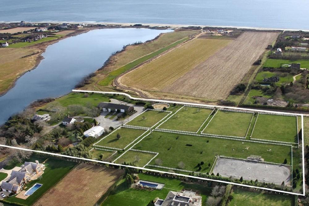 Wainscott Pond. Credit: photo.sothebyshomes.com