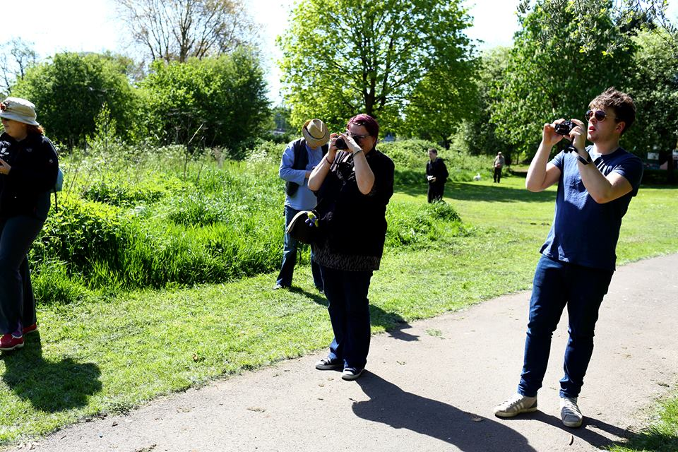 Photography Walkshop Attendees Photography Stephen Burke