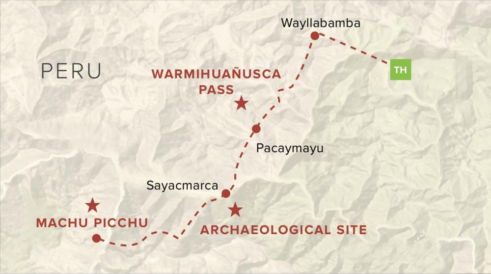 Peru - Classic Inca Trail.png