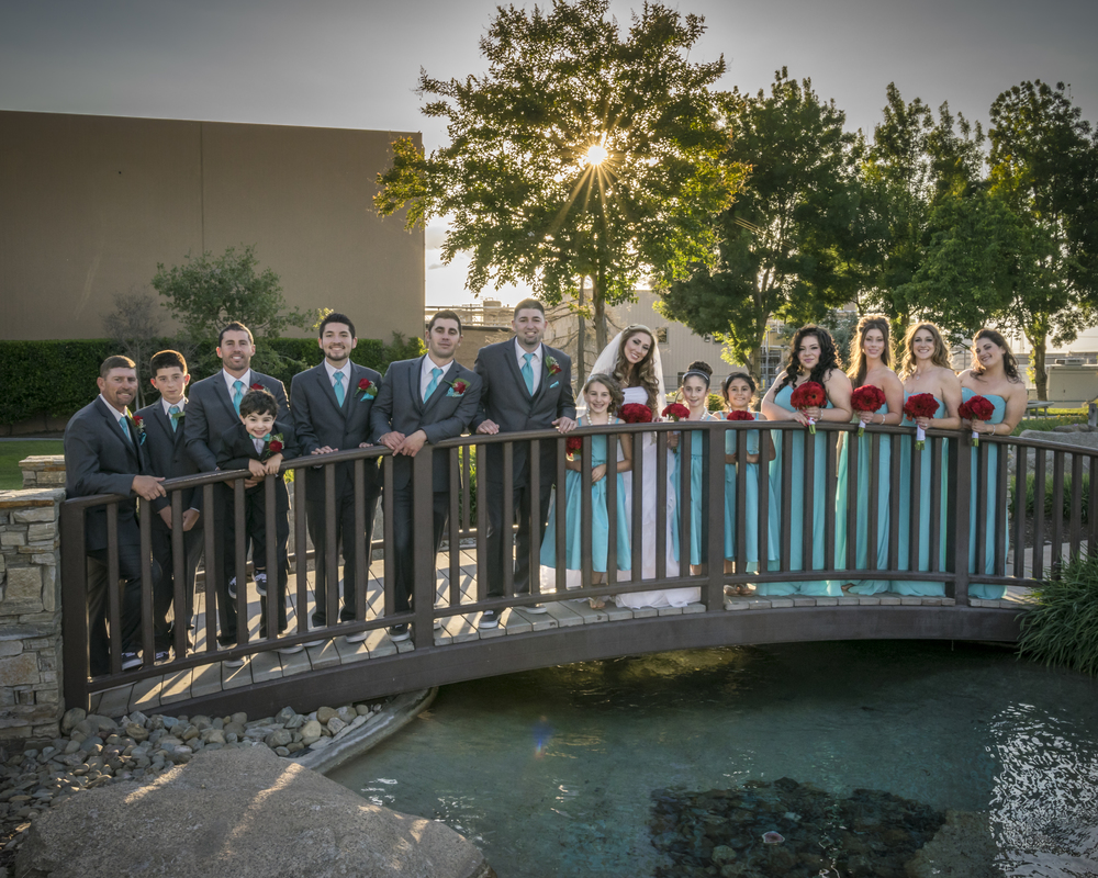 bridalpartybridge