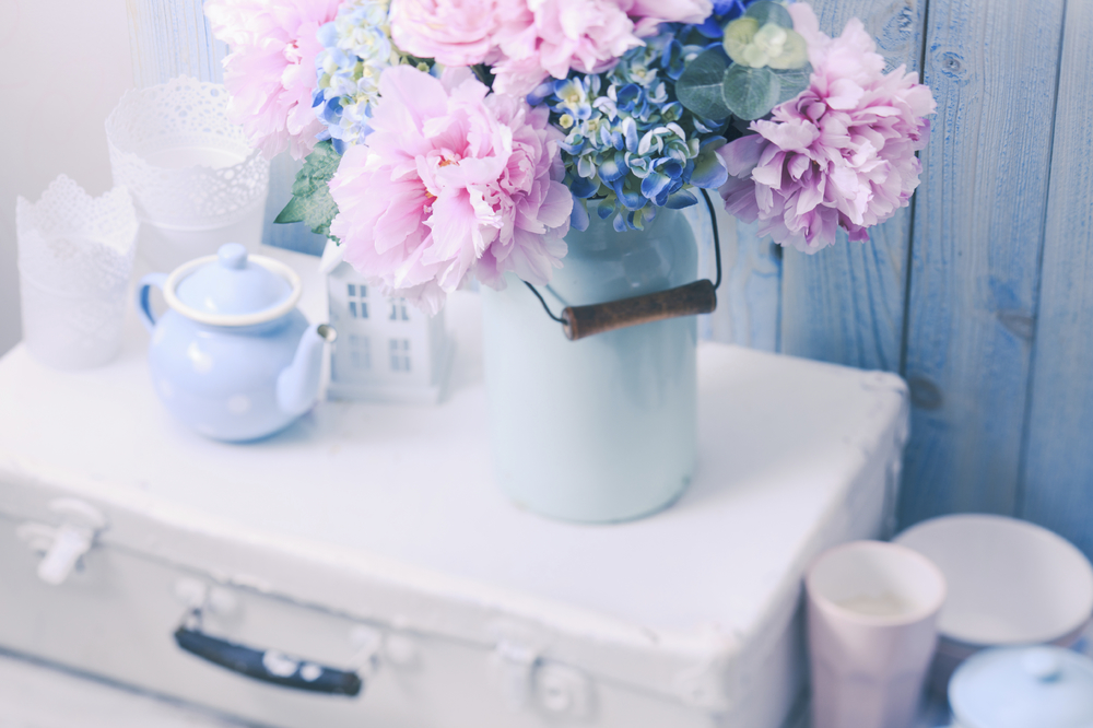How To Bring Spring Into Your Home Using Floral Decor