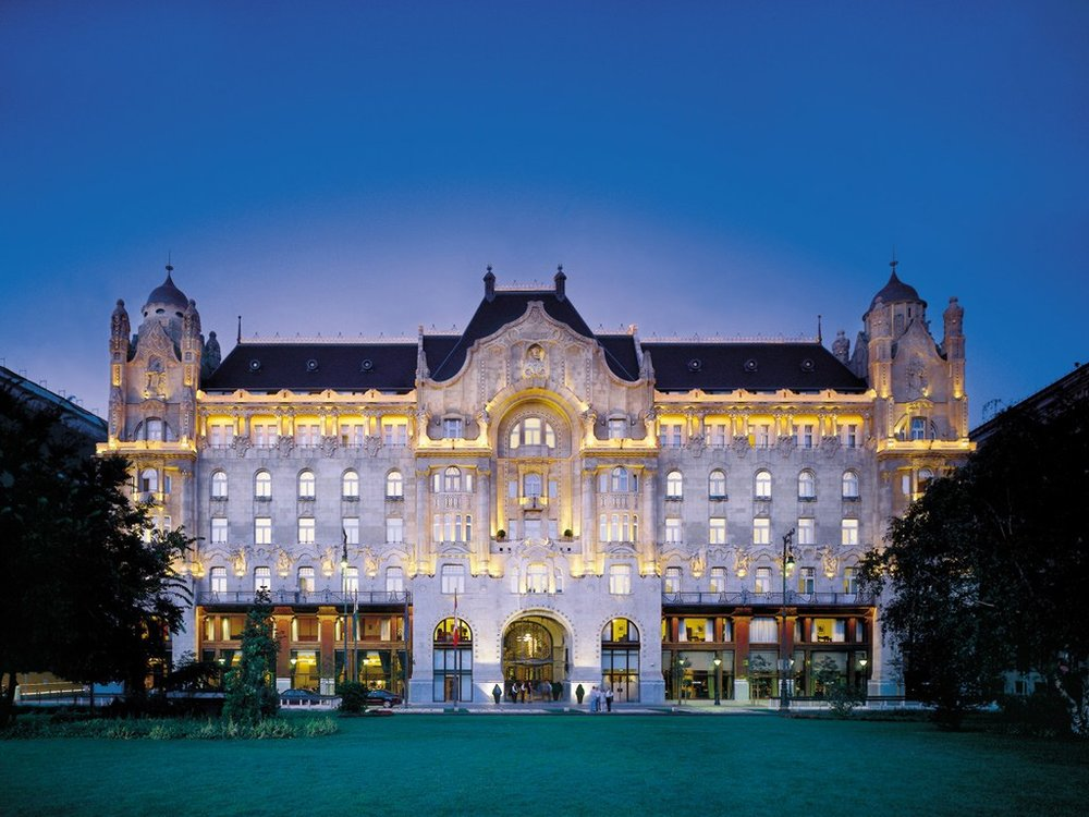 Four Seasons Gresham Palace - Budapest, Hungary