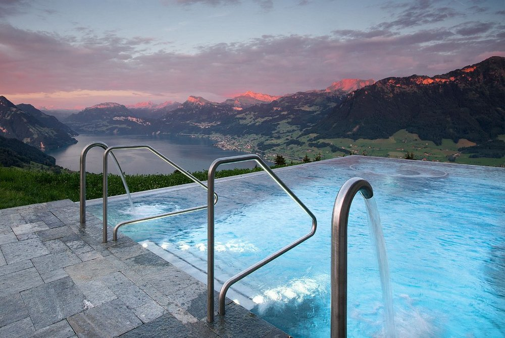 mountain top pool lake lucerne hotel.jpg