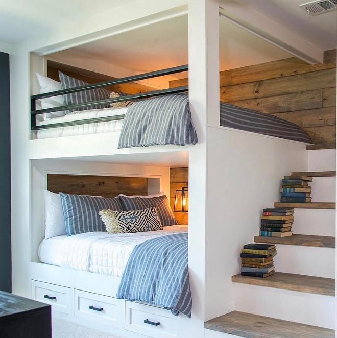 HGTV-Fixer-Upper-Rustic-Bunk-Room-Fixer-Upper-Rustic-Bunk-Room-with-staircase-style-ladder-and-rustic-shiplap-paneling.-FixerUpper-RusticBunkRoom-BunkRoom-FixerUpperBunkRoom.jpg