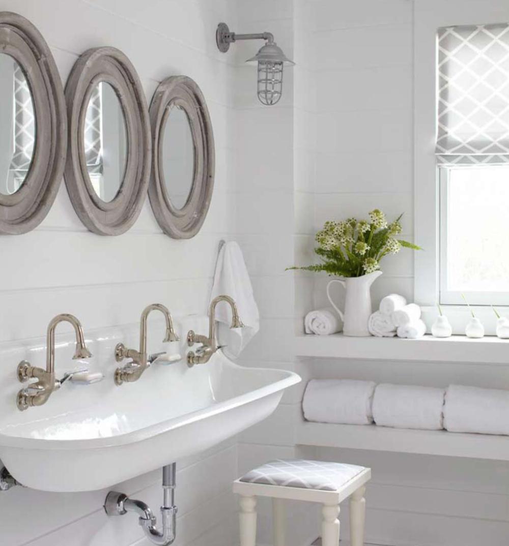 trough+sink+white+bathroom