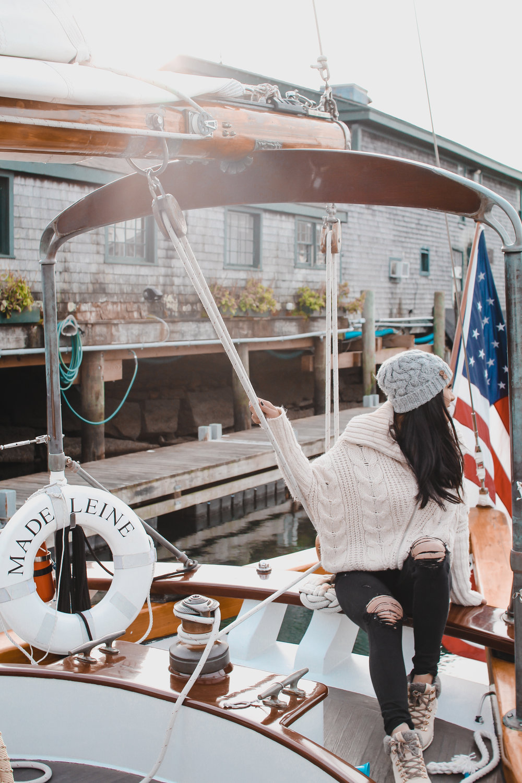 sail boat ride newport rhode island