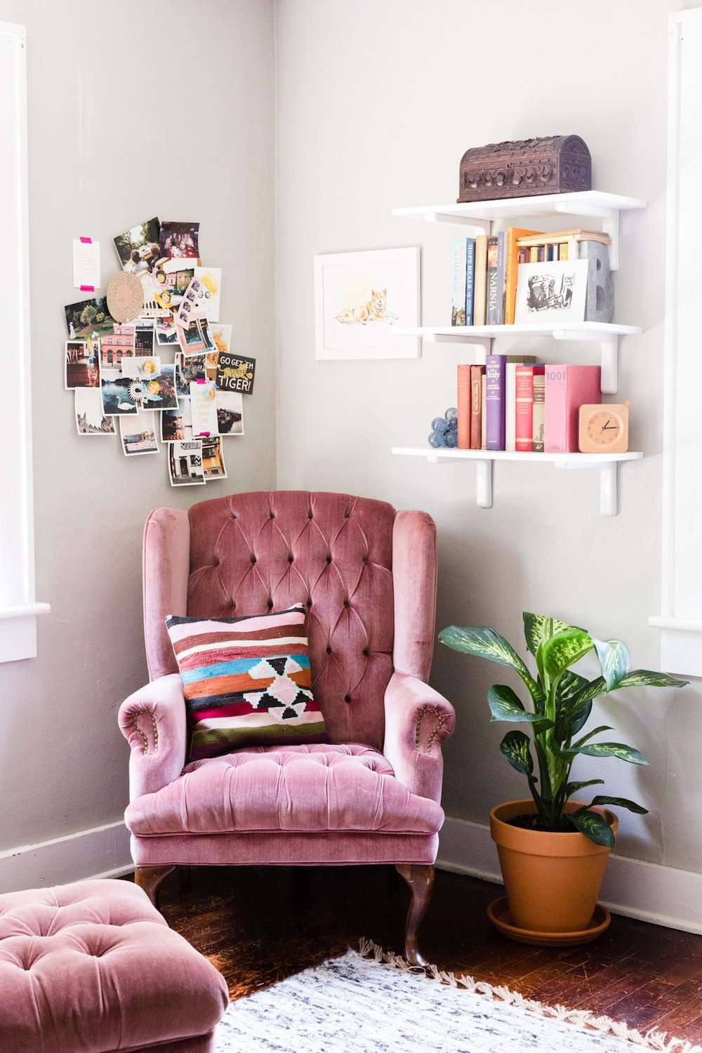 home-office-makeover-cute-corner