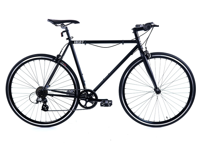Golden Cycles--Velo 7  $320 Available in black, white, and red frame.
