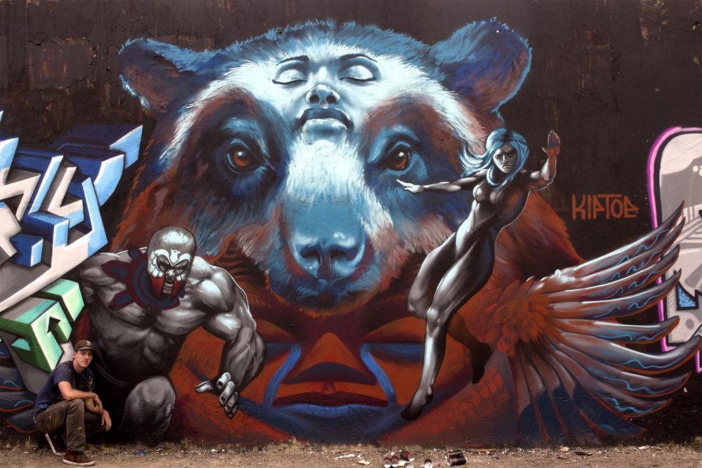 """Bear Force"""