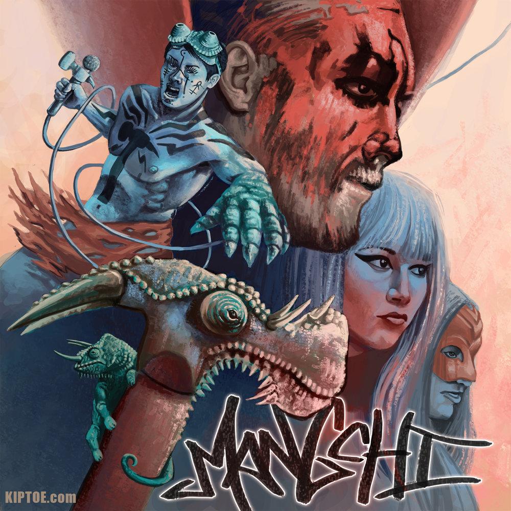 """Mangchi"""