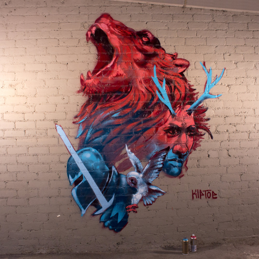 """""""Red Lion"""""""