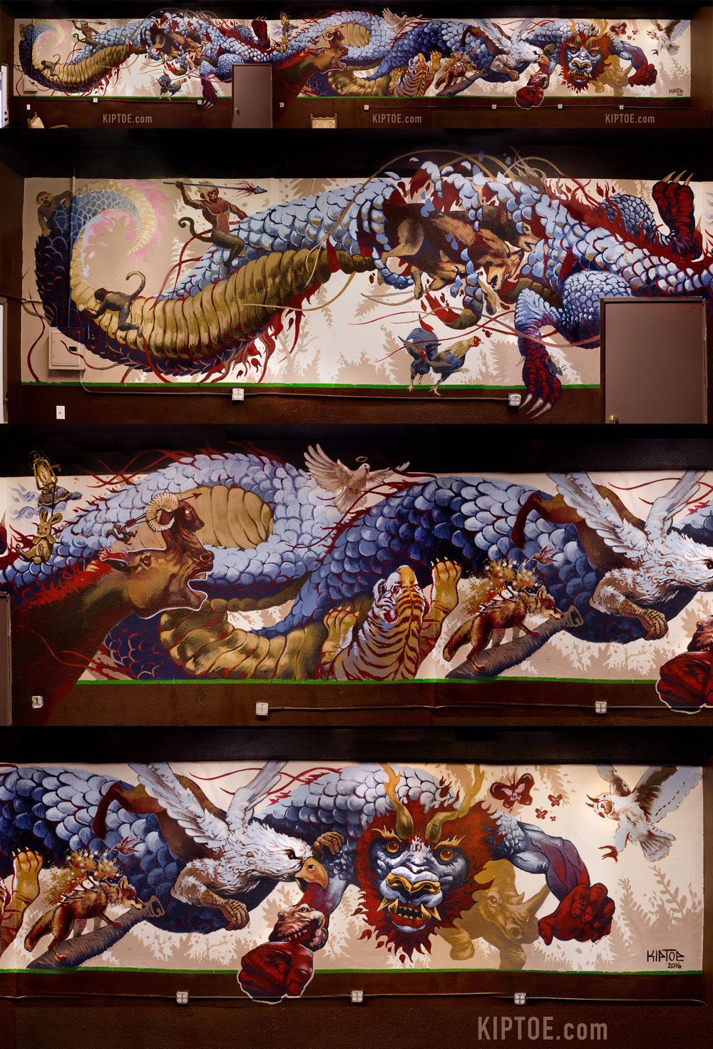 Muse Rooms Dragon