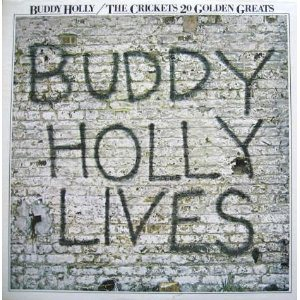 Buddy Holly Lives Album Cover