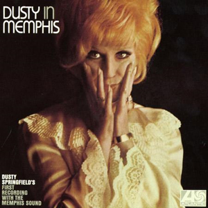 Dusty Springfield Dusty In Memphis Album Cover