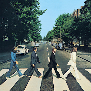 14 The Beatles - Abbey Road