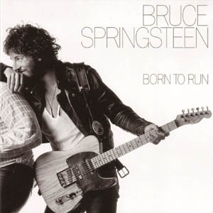 18 Bruce Springsteen - Born To Run