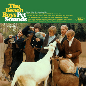 2 The Beach Boys - Pet Sounds