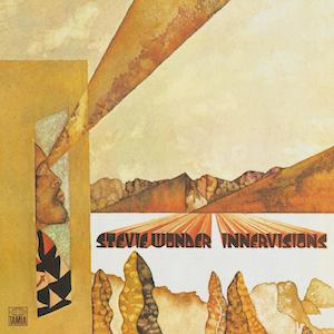 24 Stevie Wonder - Innervisions