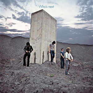 28 The Who - Who's Next