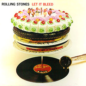 32 The Rolling Stones - Let It Bleed