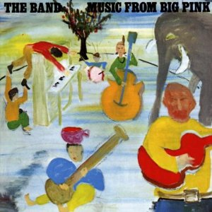 34 The Band - Music From Big Pink