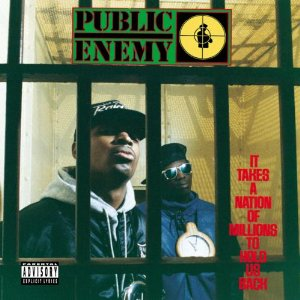 48 Public Enemy - It Takes A Nation Of Millions To Hold Us Back