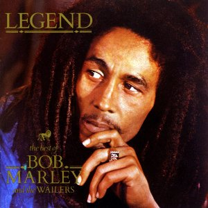 46 Bob Marley & The Wailers - Legend