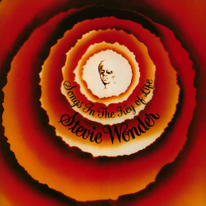 Stevie Wonder -- Songs In The Key Of Life