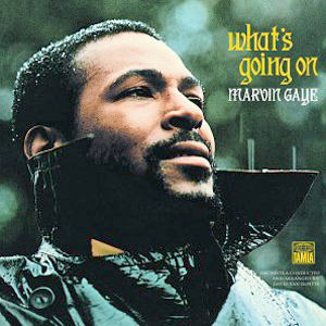 6 Marvin Gaye - What's Going On