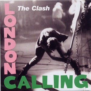 8 The Clash - London Calling