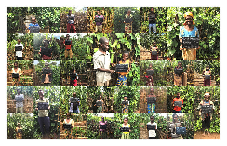 march 2017 congratulations to khombe village for surpassing 75 of families having gardens in less than 8 months - The Victory Garden