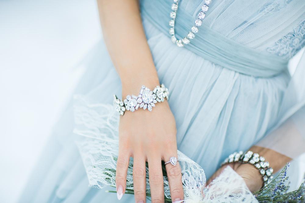 Wedding Jewelry Vancouver Toronto ELSA CORSI COUTURE JEWELLERY