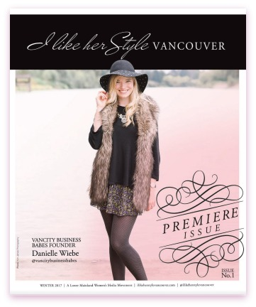 I Like Her Style Vancouver, featuring Elsa Corsi Jasmine Hoffman and SLMISSGLAM