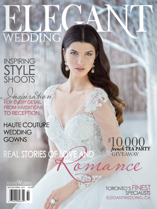Wedding Magazine, Elsa Corsi