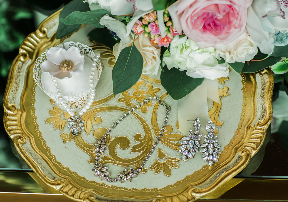 Elegant Wedding_Platter of Jewels