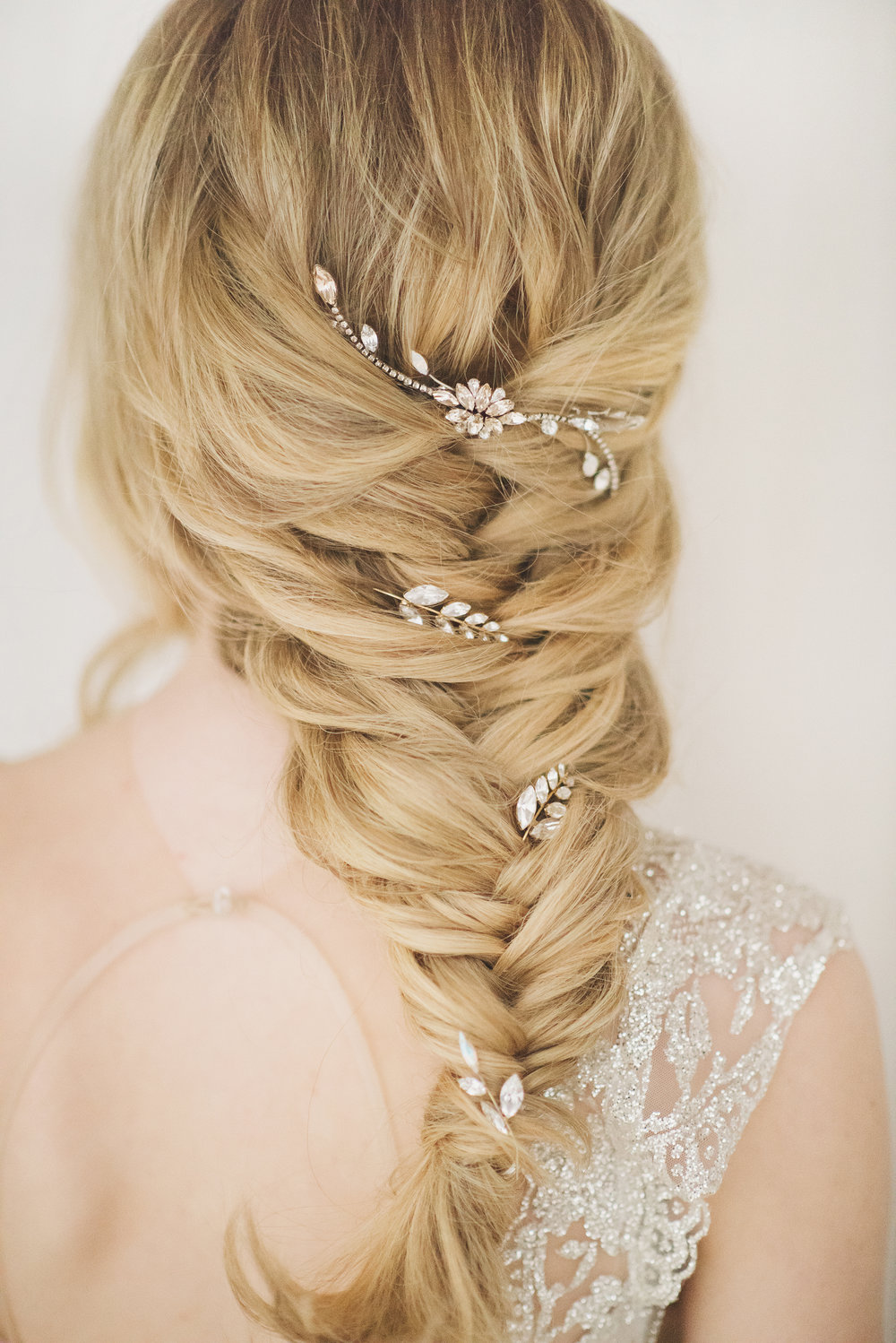 Wedding Hair Braided Style at www.elsacorsi.com