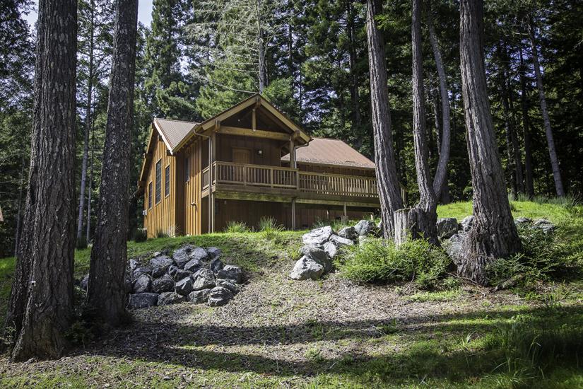 Cottage at ratna ling