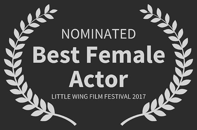 Wahay! Thanks #littlewing!  #filmfest #akela #scouts #independent #film #comedy