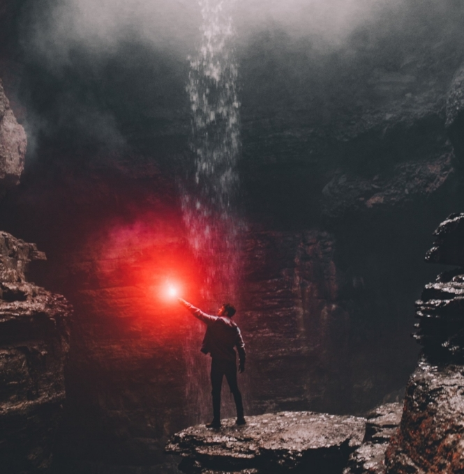 Illlumination is Coming...                                                                Image: Blake Cheek / Unsplash