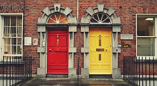 Which door will you chose? Robert Anasch / Unsplash