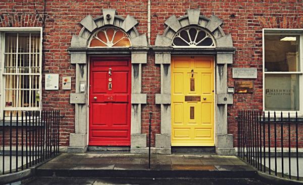 Welche Tür wirst du öffnen? Photo: Robert Anasch/Unsplash